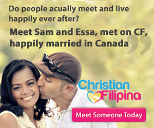 Christian Filipina Asian Ladies Dating 300x250 Ad 5 Banner