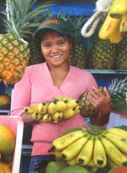Milyn Christopher, ChristianFilipina.com owner and farmer