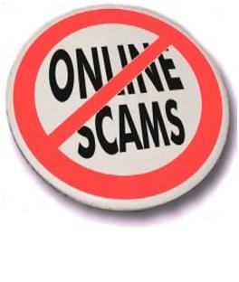 Careful of Online Scams