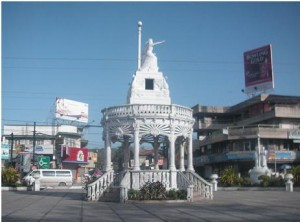 The Rotunda in Carcar Cebu City