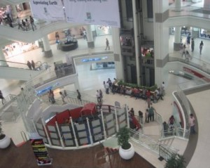 Another View of Ayala Mall Center