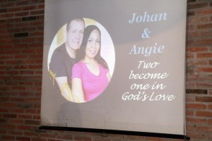 Johan and Angelic: Two become one in God's love