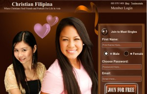 Christian filipina sign in